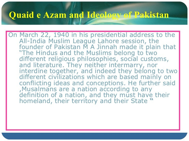 Essay on our national hero quaid-e-azam