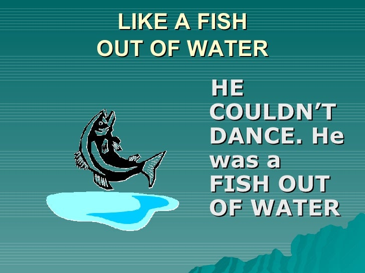 Download a fish out of water by lorraine logsdon-callis