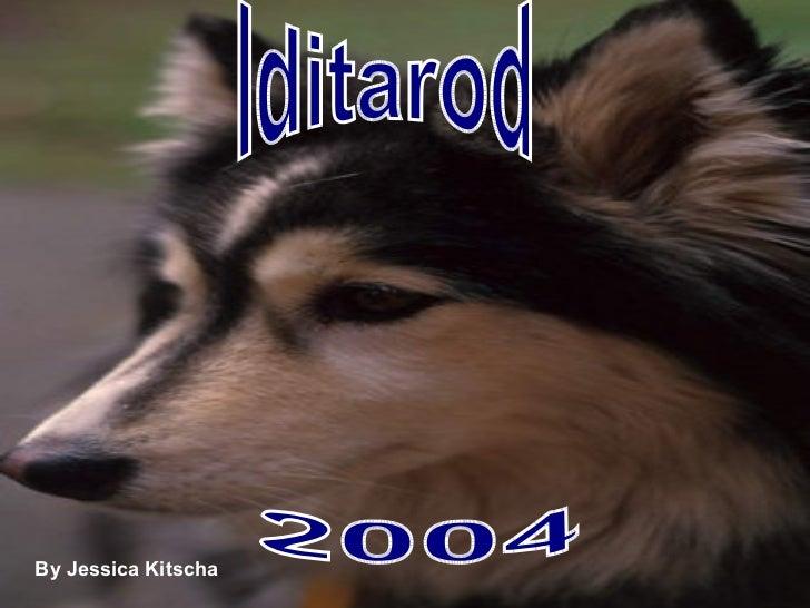 Iditarod 2004 By Jessica Kitscha