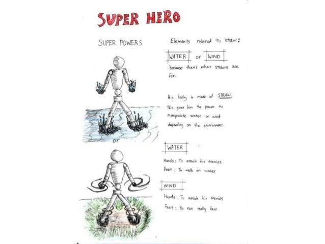 IDJ Super Hero