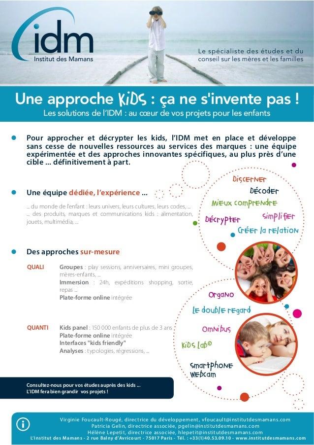 MOM - My Omnibus for Mums Les réponses à vos questions, dans les meilleurs délais et à tarif optimisé QUALI Groupes : play...