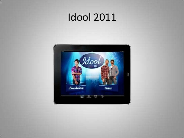 Idool 2011<br />