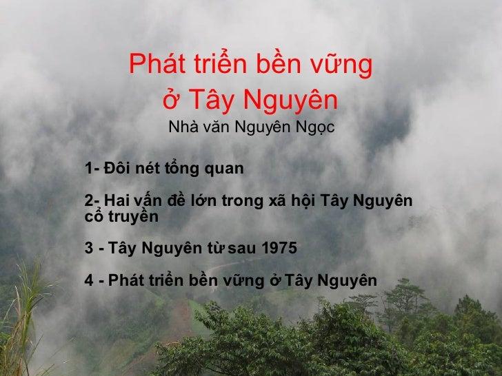 Ids Tay Nguyen  Nguyen  Ngoc
