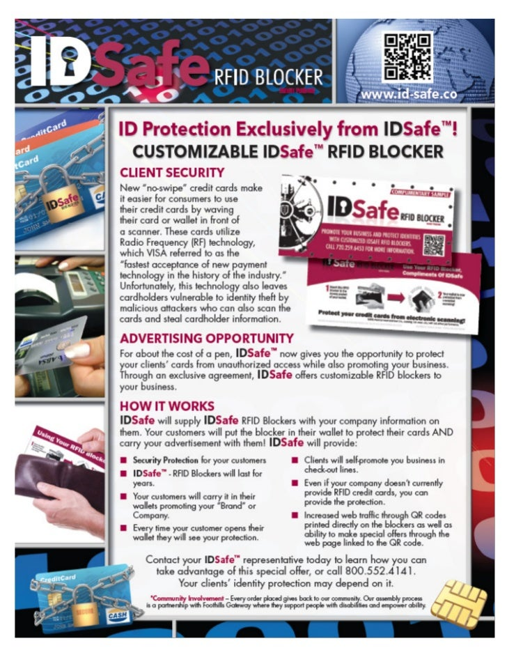 www.id-safe.co         Sample Design                                                                                      ...