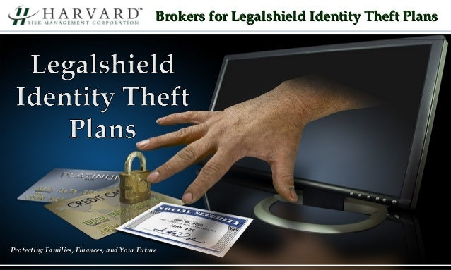 Identity Theft Protection From Legalshield