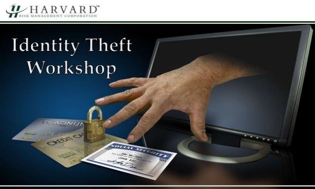 The Federal Trade Commission reports that identity theft has been the NUMBER ONE consumer complaint for ELEVEN consecutive...