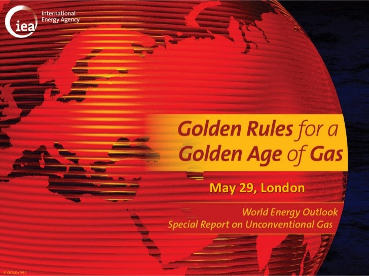 "IEA's ""Golden Rules"" for Safe Natural Gas Extraction"
