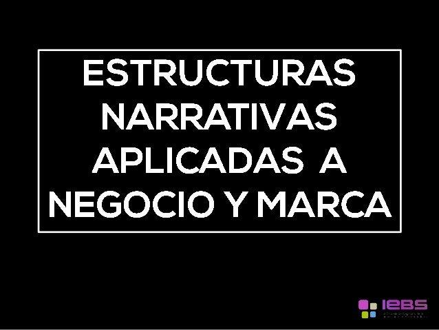 "Webinar ""Estructuras narrativas"""