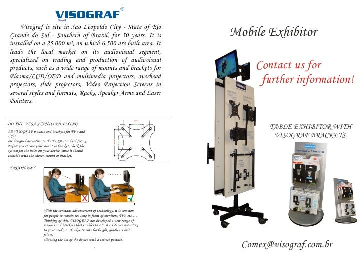 VISOGRAF BRAZIL <ul><li>IEC – Cinematographic Equipments Industry is located in São Leopoldo City – State of Rio Grande do...