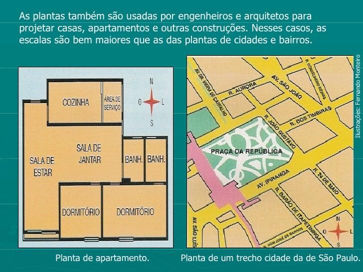 IECJ  Cap 06 – A representação do espaço geográfico  6º Ano
