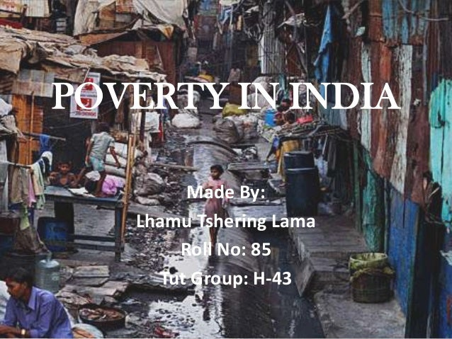 Design Your Home poverty in india