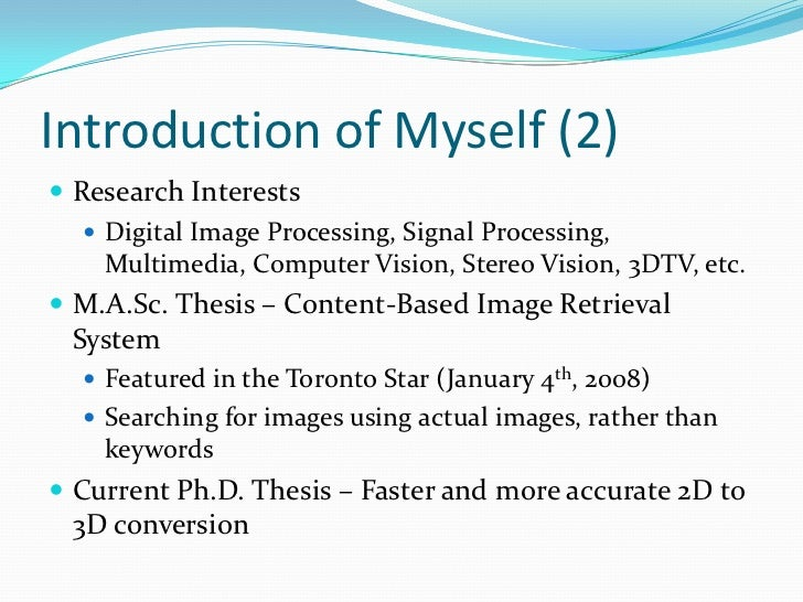 sgs toronto thesis Thesis format options (for /thesis format options for phd students starting september 2013 and at the university of toronto located at http://wwwsgs.