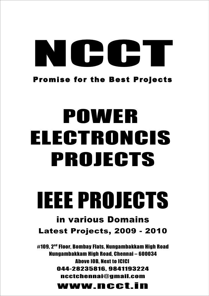 044-28235816, 9841193224 NCCT                              ncctchennai@gmail.com          NCCT                            ...