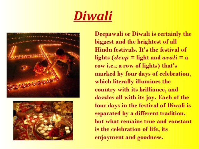 Superbe Diwali Festival India Essay
