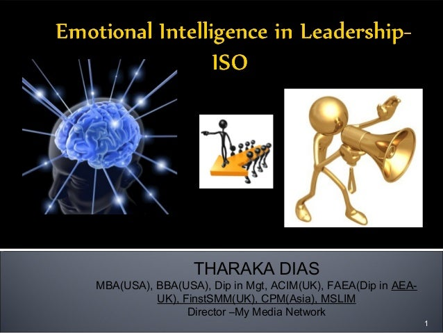 IE in leadership