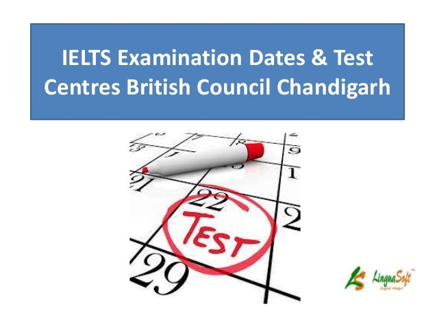 ielts british council india exams dates