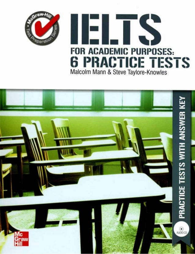IELTS for academic purposes (with 6 practice tests)