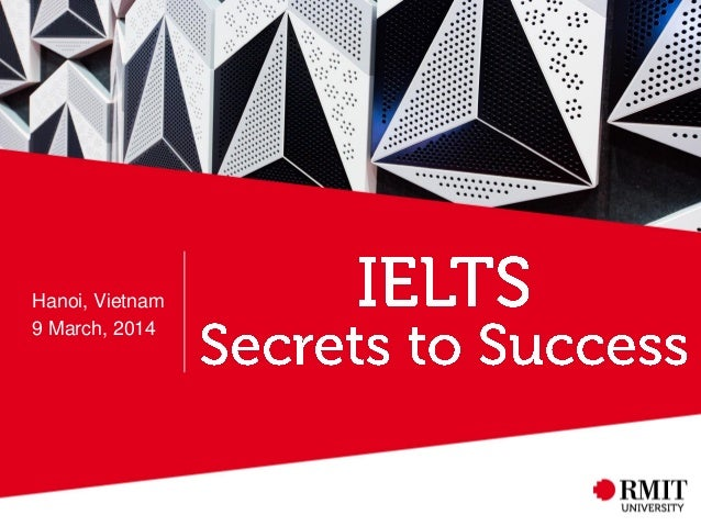 IELTS Secrets to Success Presentation