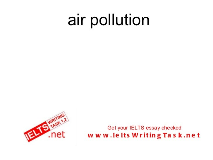 Phd thesis on air pollution
