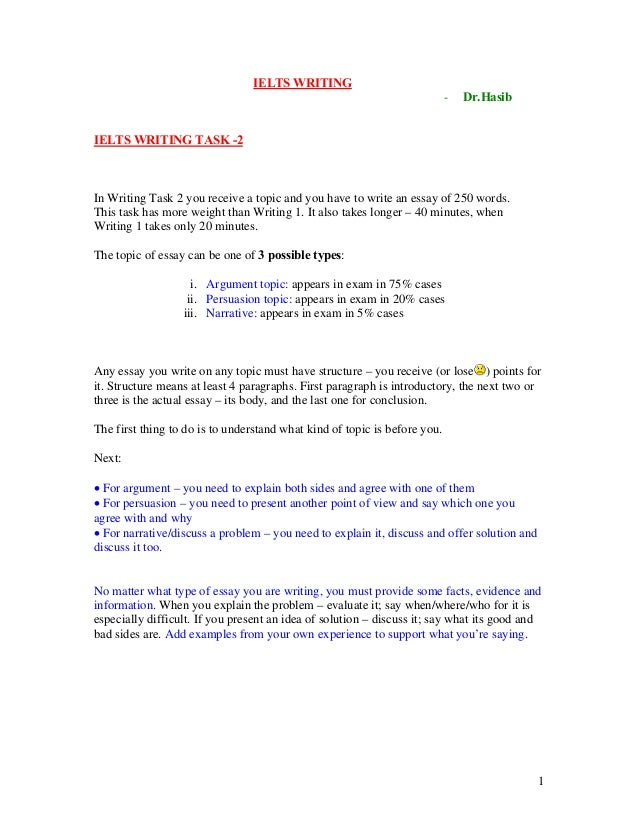Ielts General Writing Essay Types And Examples - image 10