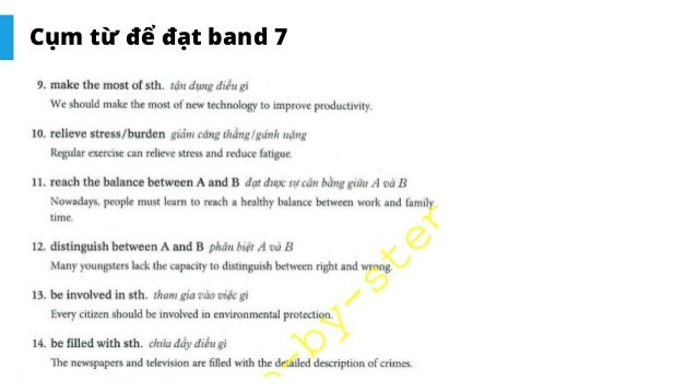 essay 7 band Ielts writing sample essay 1 band 9 - download as 9 coherence & cohesion: 9 lexical resources: 9 grammar: 9 overall score: band 9 ielts writing sample essay 7.