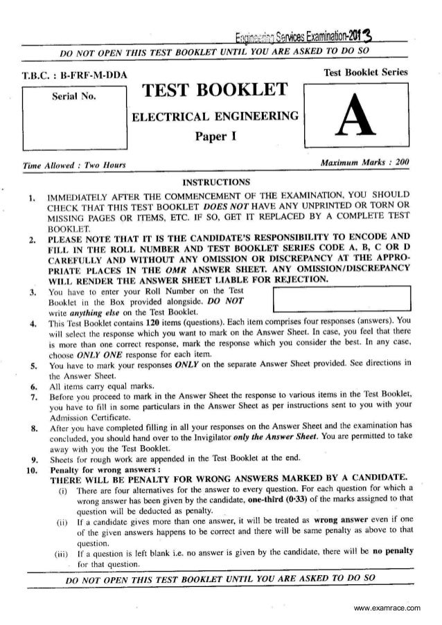 Electrical Engineering search paper topics
