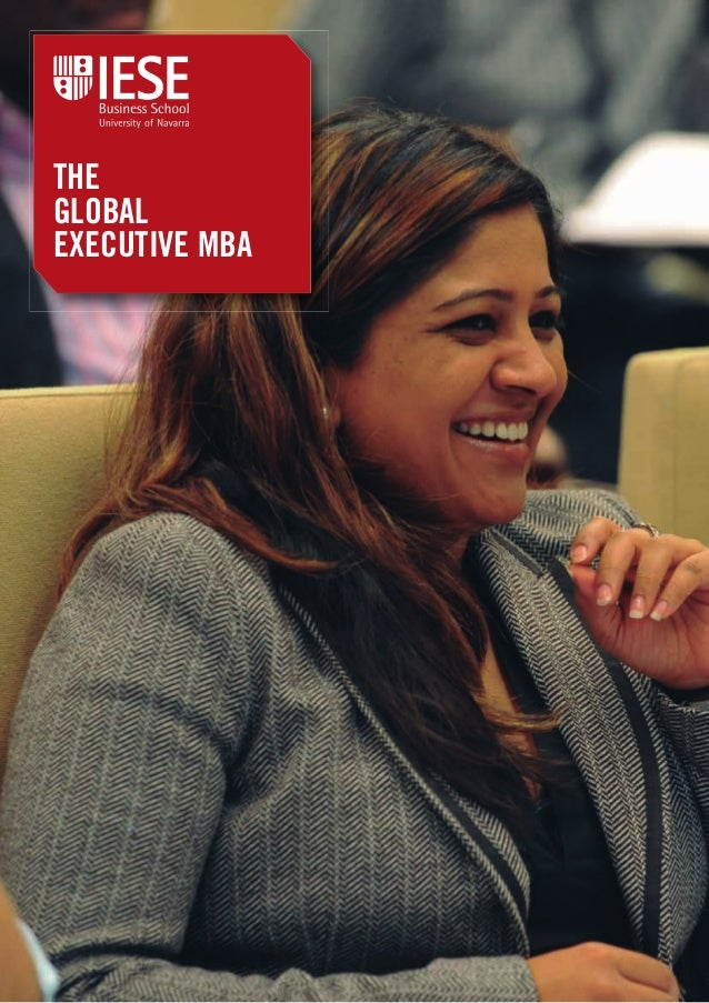 The Global execuTive Mba