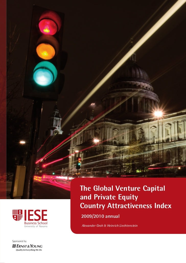 The Global Venture Capital               and Private Equity               Country Attractiveness Index               2009/...