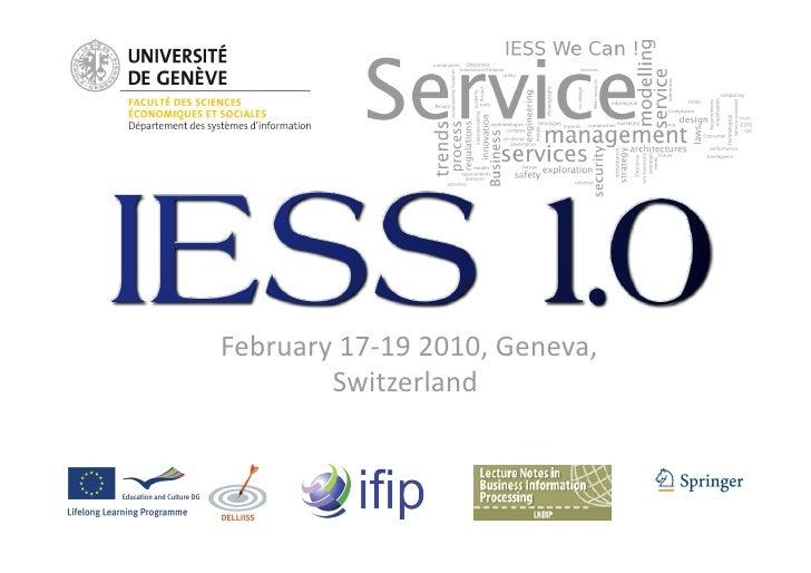 February17‐192010,Geneva,          Switzerland