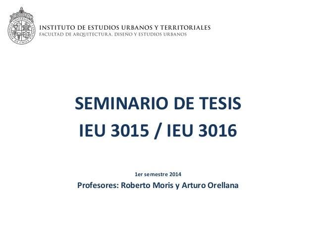 Ieut seminaro tesis aorm 20140306 def