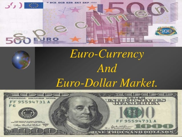 eurodollar market Eurodollar futures are a critical cog in the global finance system some market participants and economists consider it the most important market in the world the eurodollar futures complex has achieved unparalleled success since its launch in december 1981 it is one of the most actively traded.