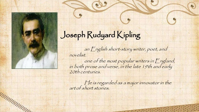 explication of rudyard kipling s if How to understand losing theirs and blaming it on you in the first stanza in particular, what do the pronouns theirs and it respectively stand for to keep your head means to remain calm, which is sometimes hard to do when the people around you (about you) are in panic mode to remain calm in spite of their.