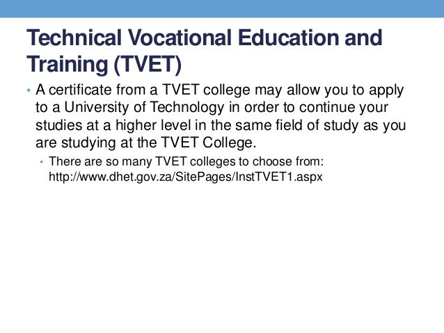 technical voacational education Vocational instructor career information and requirements vocational instructor career information and requirements 4% for all career and technical education.