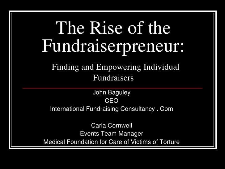 Ifc Fundraiserpreneur 22.06.10