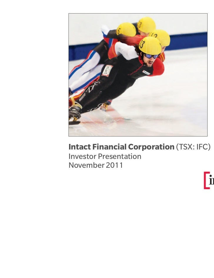 Ifc investor presentation november 2011