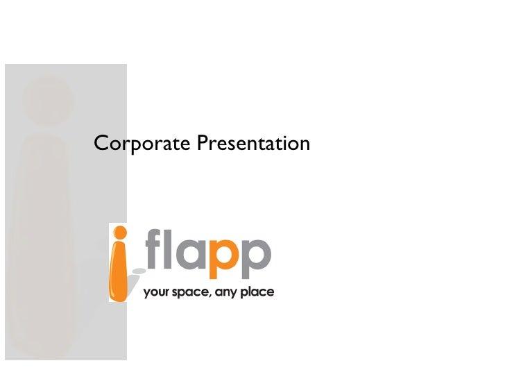 I flapp full presentation   full