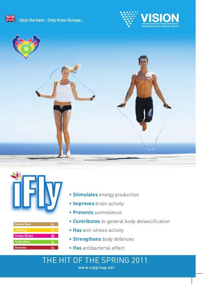 iFly - nước uống thảo dược