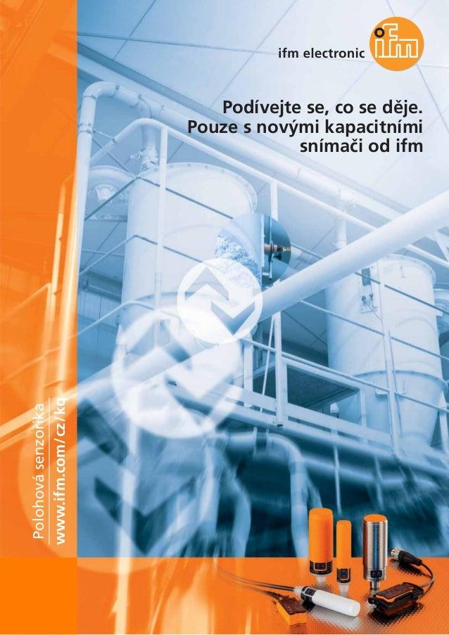 Ifm capacitive-sensors-cz-2014