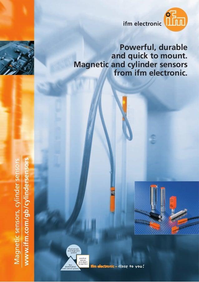 Cylinder Sensor Brochure