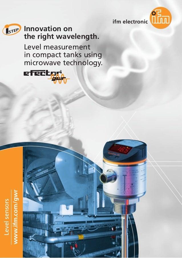 Guided Wave Radar/LR Level Sensor Brochure