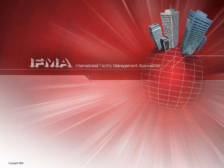 IFMA Chapter Administration Webinar 7.20.10
