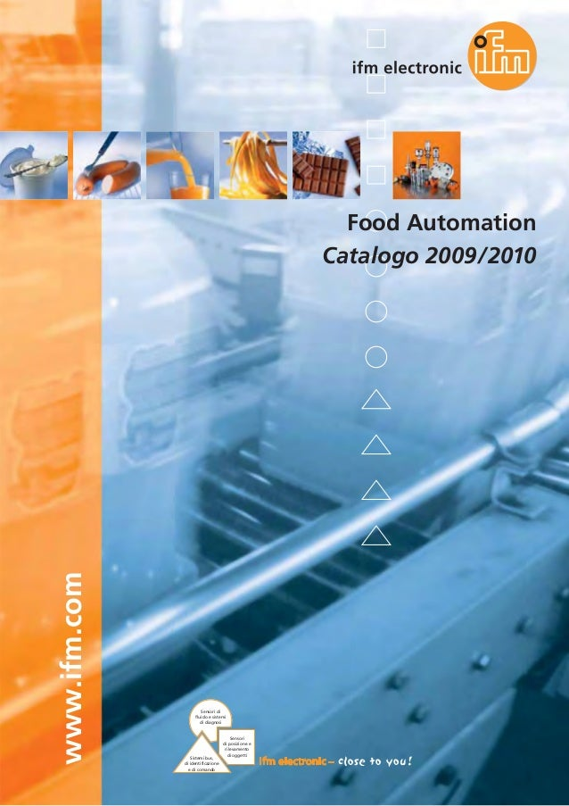 Food Automation 2009/2010