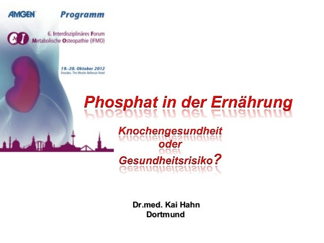 Dr.med. Kai Hahn   Dortmund