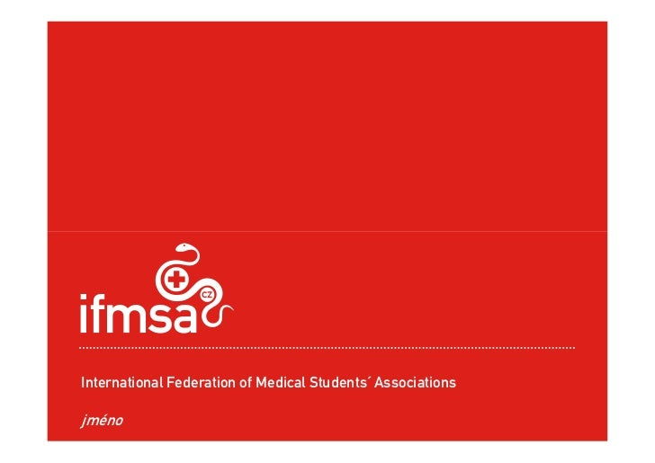 International Federation of Medical Students´ Associationsjméno