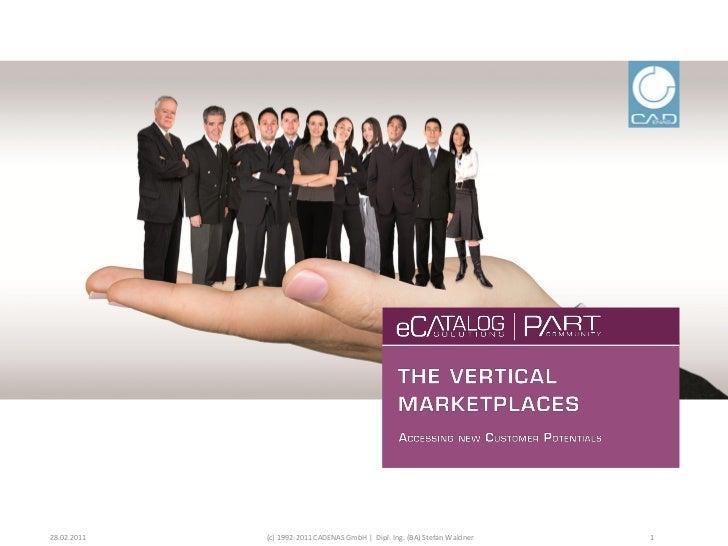 Industry-forum 2011 PARTsolutions CADENAS