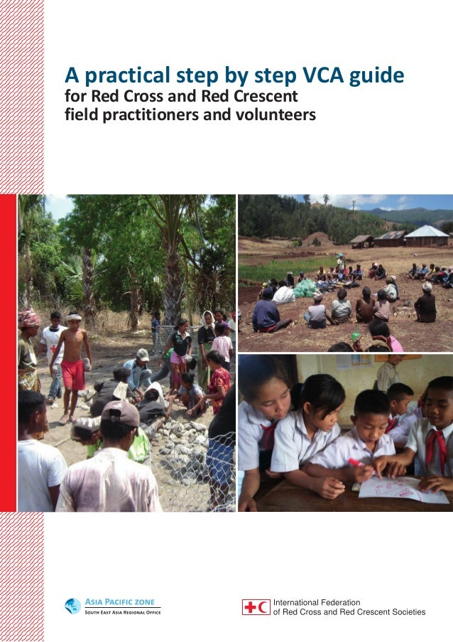 Ifrc south east asia vca guidelines in english