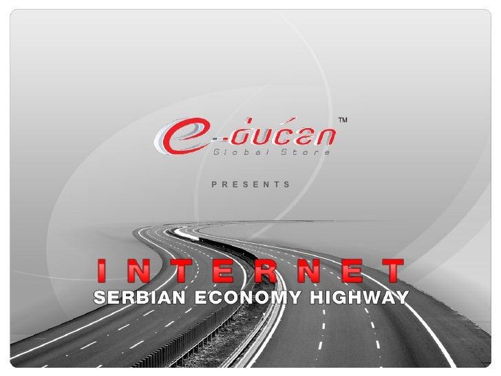 Internet - Serbian Economy Highway