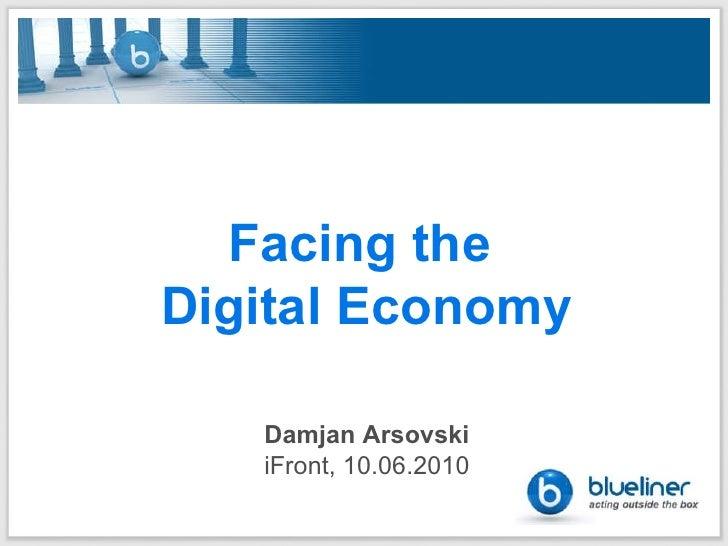 iFront 2010 prezentacija na Damjan Arsovski
