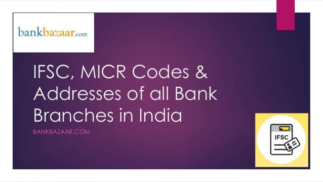 how to know bank ifsc code