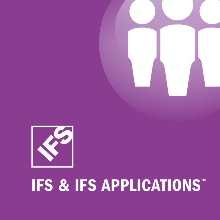 IFS Company Overview
